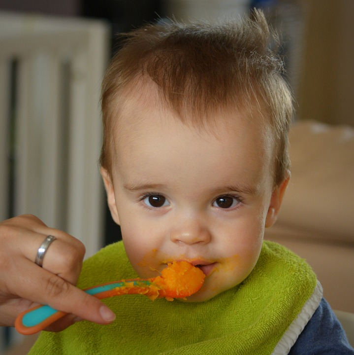 leftover baby food