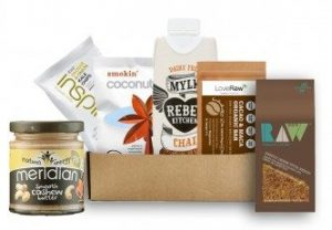 healthy hamper fitness gifts