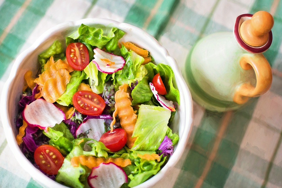 clean eating salad