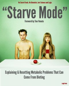 leigh peele starve mode slow metabolism