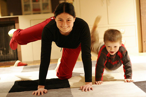 home workout without equipment