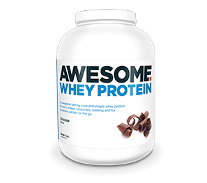 awesome supplements whey protein