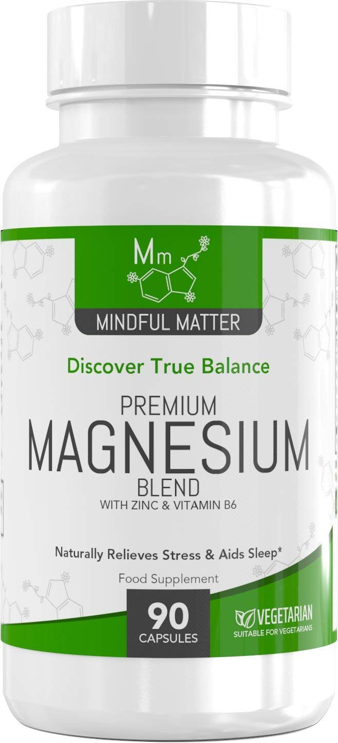 mindful matter magnesium natural sleep aids
