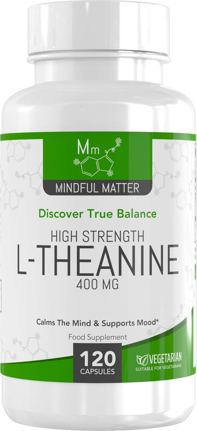 mindful matter ltheanine natural sleep aids