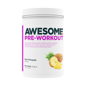 awesome supplements pre-workout