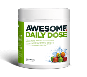awesome supplements daily dose multivitamin