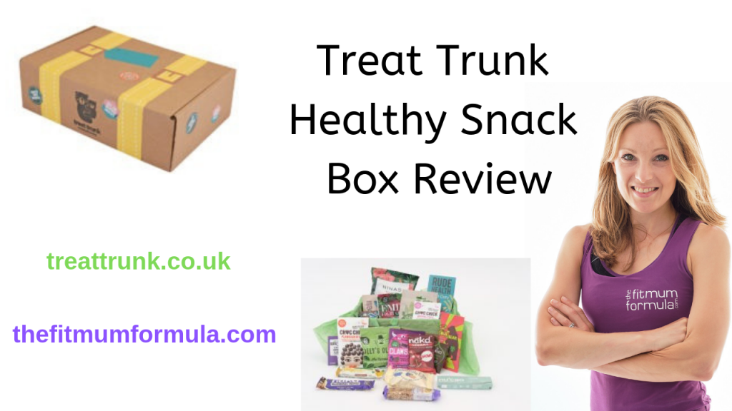 reat Trunk Healthy Snack Box Review