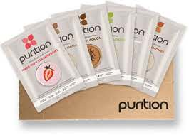 purition natural protein shake