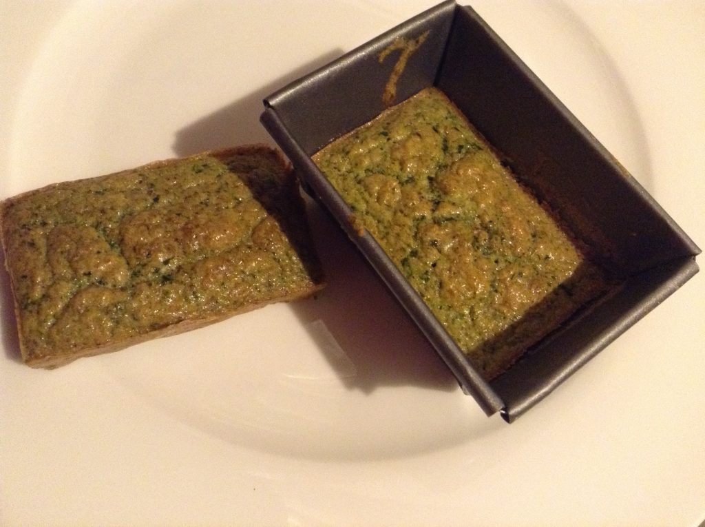 superfood spinach bread recipe