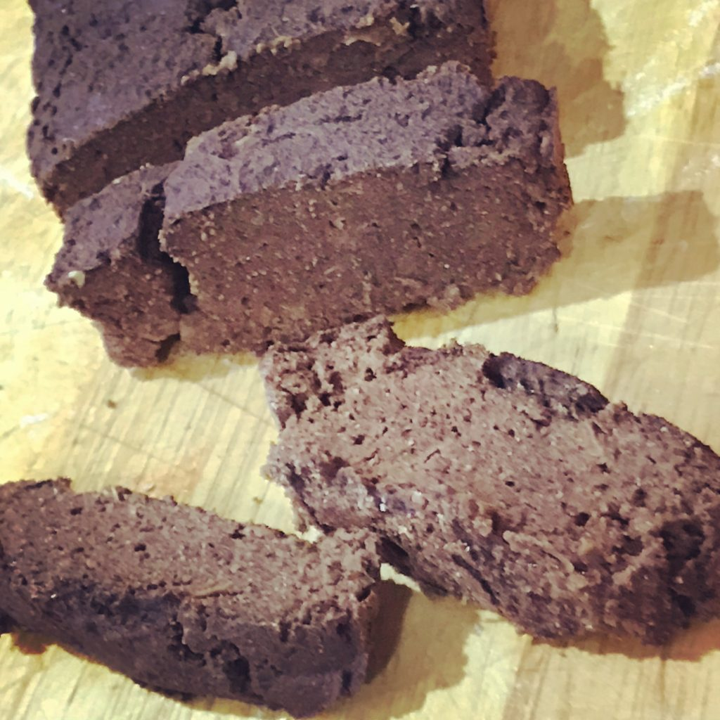 hemp protein brownies 2