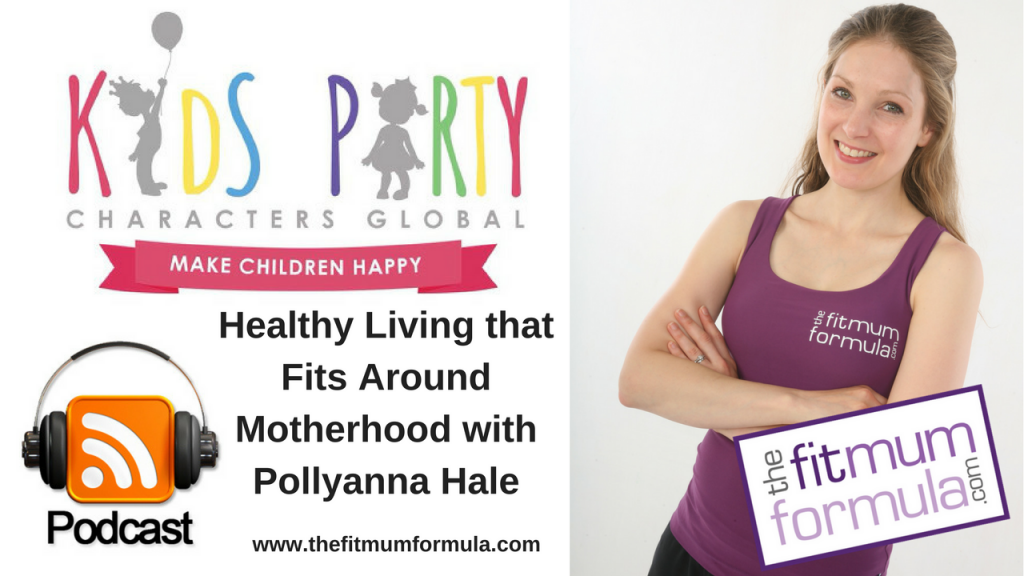 healthy mummy podcast