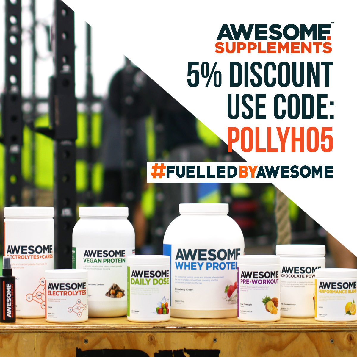 awesome supplements discount review