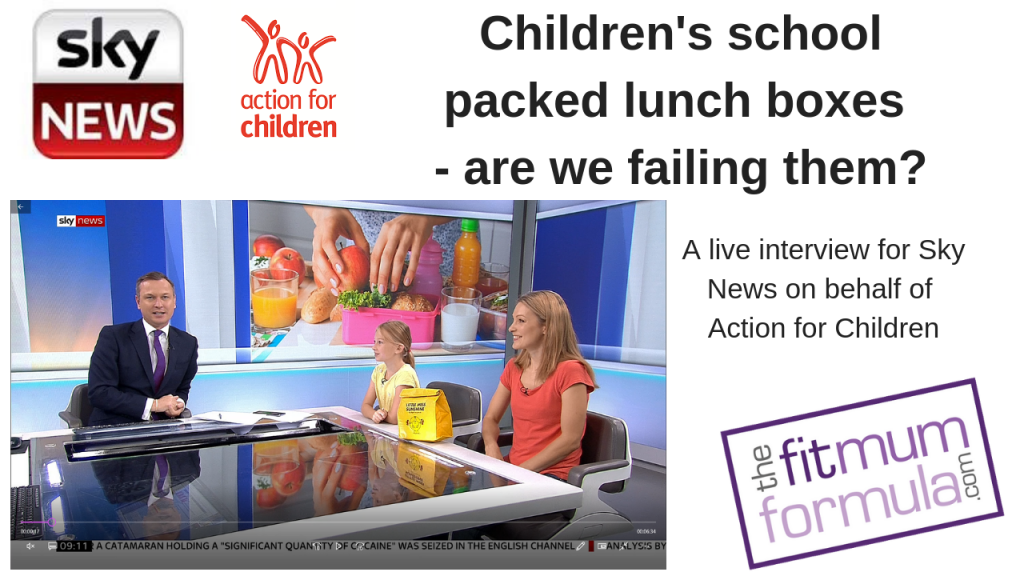 kids lunch boxes sky news