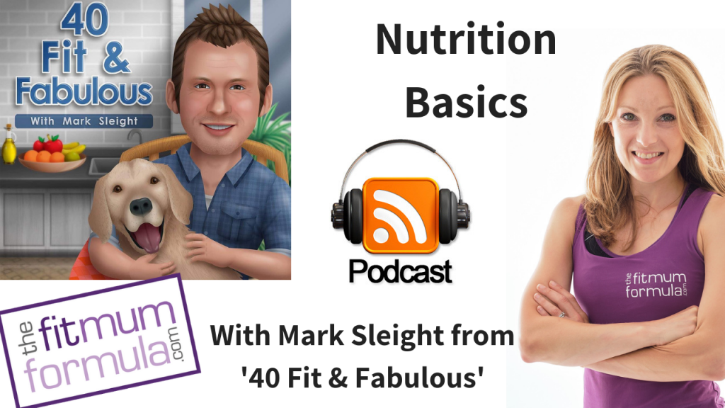 Nutrition Basics with Mark Sleight
