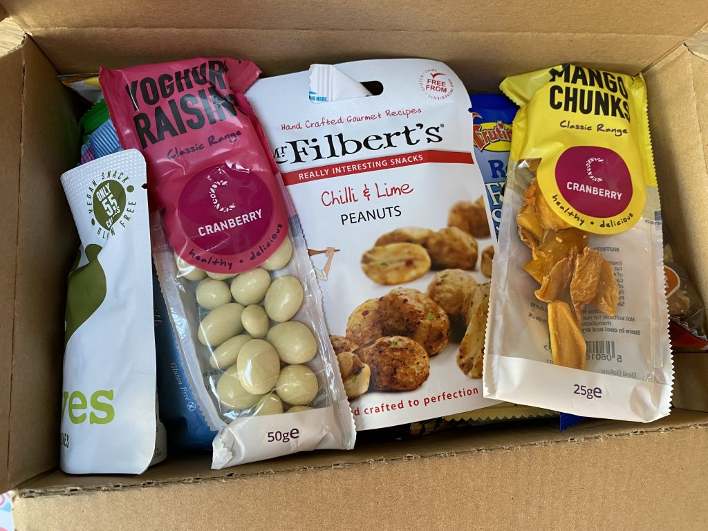 wellboxes healthy snack box 2